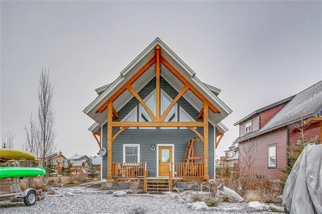 204 Cottageclub Drive, Rural Rocky View County, AB T4C 1B1 (#C4215928) :: Your Calgary Real Estate