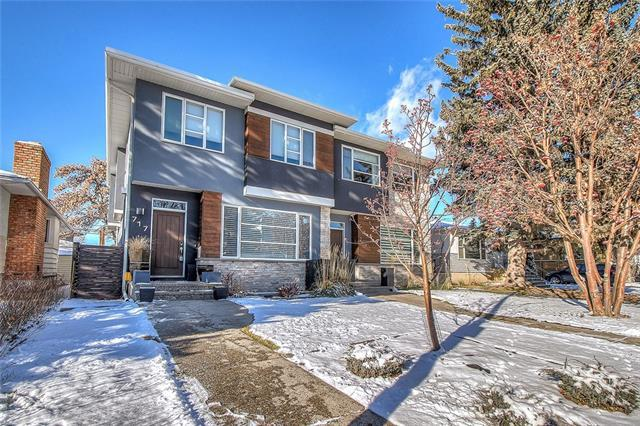 717 36 Street NW, Calgary, AB T2N 3A7 (#C4215934) :: Redline Real Estate Group Inc