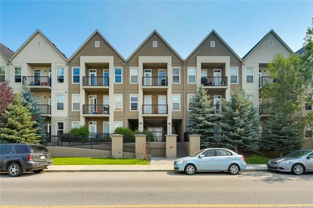 15304 Bannister Road SE #111, Calgary, AB T2X 0M8 (#C4215939) :: Tonkinson Real Estate Team