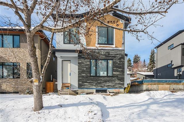 4111 16A Street SW, Calgary, AB  (#C4215953) :: Canmore & Banff