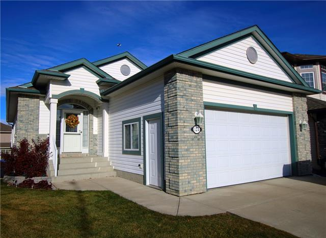 124 Coopers Heights SW, Airdrie, AB T4B 2A1 (#C4215956) :: The Cliff Stevenson Group