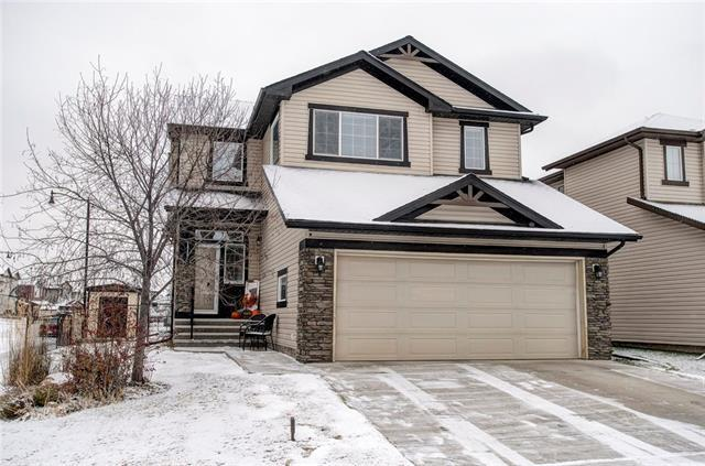 118 Drake Landing Common, Okotoks, AB T1S 0A2 (#C4215974) :: Tonkinson Real Estate Team