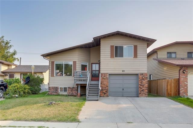 80 Bernard Way NW, Calgary, AB T3K 2E9 (#C4215989) :: Tonkinson Real Estate Team