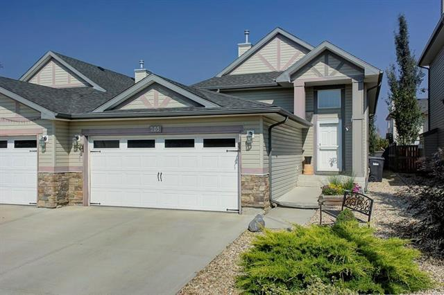 205 Ranch Ridge Court, Strathmore, AB T1P 0A5 (#C4216010) :: Redline Real Estate Group Inc