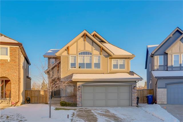 77 Aspenshire Crescent SW, Calgary, AB T3H 0R4 (#C4216032) :: The Cliff Stevenson Group