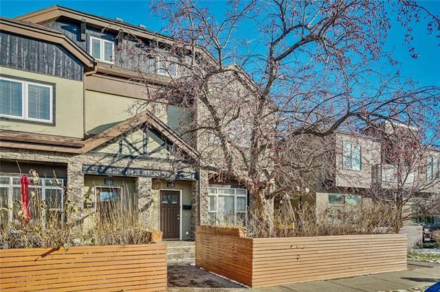 3712 16 Street SW #2, Calgary, AB T2T 4H2 (#C4216038) :: Canmore & Banff