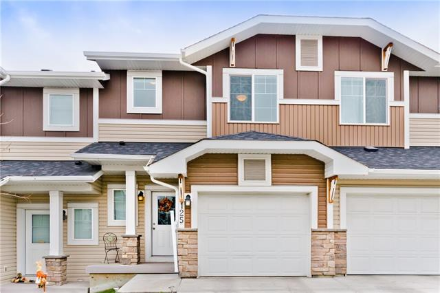 300 Marina Drive #125, Chestermere, AB T1X 0P6 (#C4216061) :: Calgary Homefinders