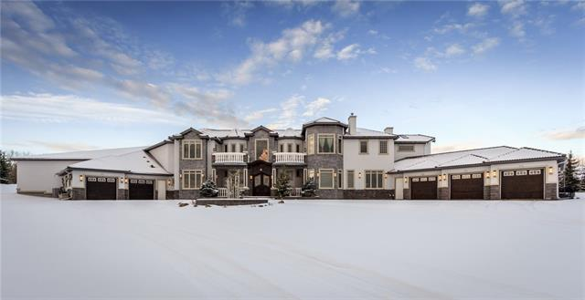 75 Gray Way, Rural Rocky View County, AB T3R 1K7 (#C4216067) :: Redline Real Estate Group Inc