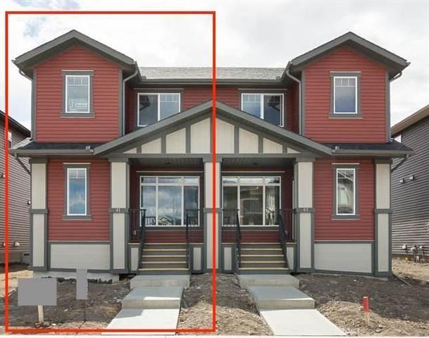 41 Emberside Hollow, Cochrane, AB T4C 2L6 (#C4216073) :: Calgary Homefinders