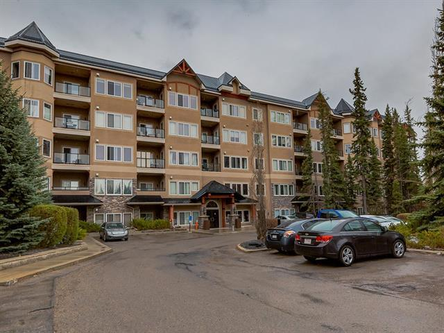 20 Discovery Ridge Close SW #335, Calgary, AB T3H 5X4 (#C4216075) :: Tonkinson Real Estate Team