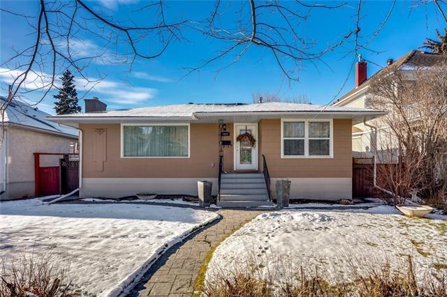 3825 Elbow Drive SW, Calgary, AB T2S 2J9 (#C4216096) :: Tonkinson Real Estate Team