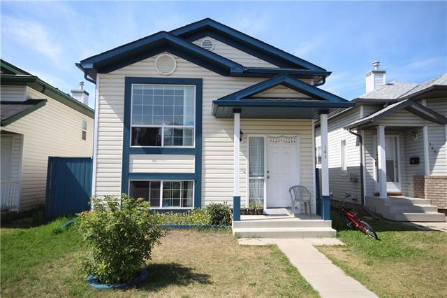 141 Martin Crossing Way NE, Calgary, AB T3J 3V3 (#C4216122) :: Tonkinson Real Estate Team
