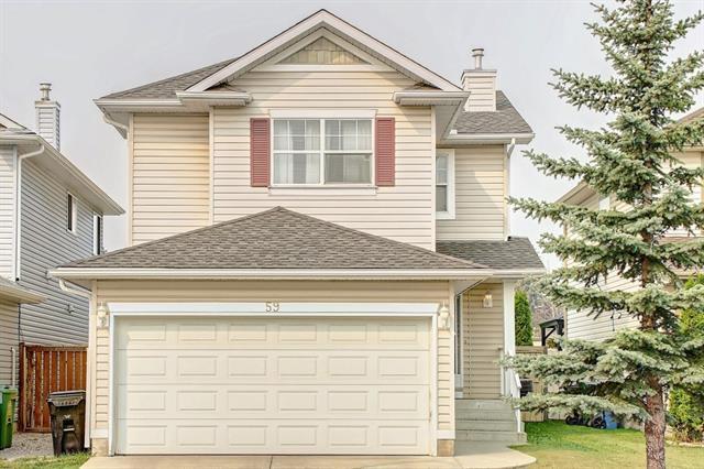 59 Tarington Close NE, Calgary, AB T3J 3Z1 (#C4216130) :: Calgary Homefinders