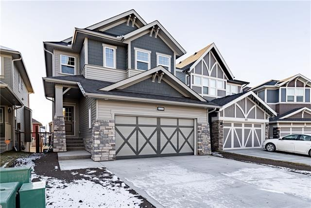 201 Kingsbury Close SE, Airdrie, AB T4A 0R4 (#C4216132) :: Tonkinson Real Estate Team