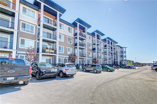10 Walgrove Walk/Walkway SE #404, Calgary, AB T2X 4E3 (#C4216137) :: Tonkinson Real Estate Team