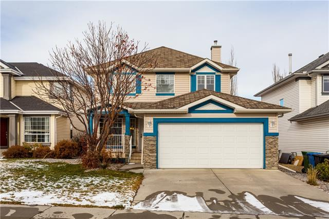 76 Chaparral Road SE, Calgary, AB T2X 3J8 (#C4216141) :: Tonkinson Real Estate Team