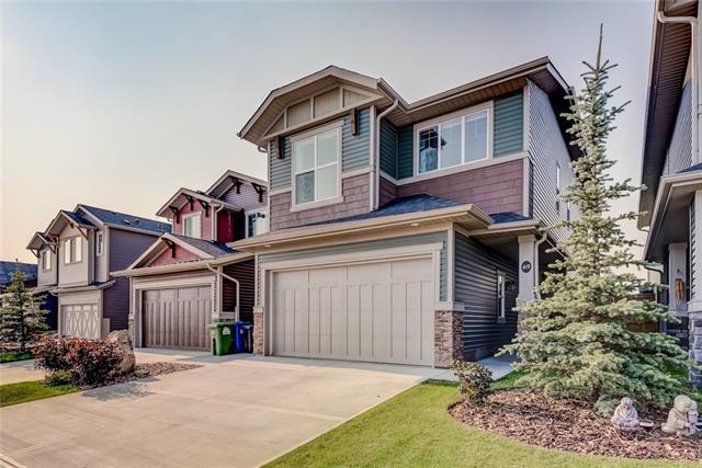 69 Fireside Circle, Cochrane, AB T4C 0Z5 (#C4216172) :: Calgary Homefinders