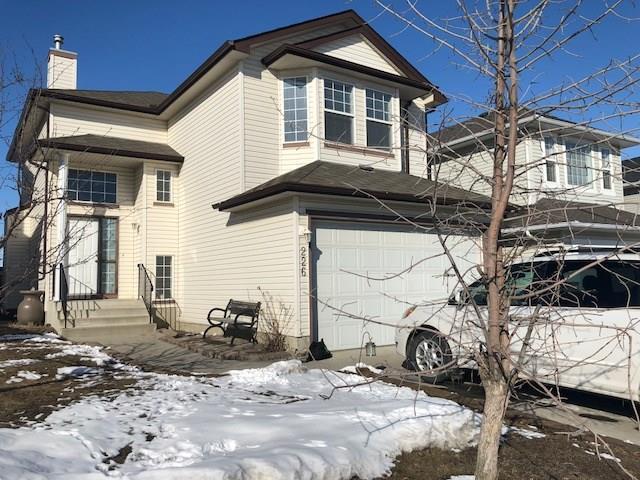 226 Coville Circle NE, Calgary, AB T3K 5N8 (#C4216182) :: The Cliff Stevenson Group