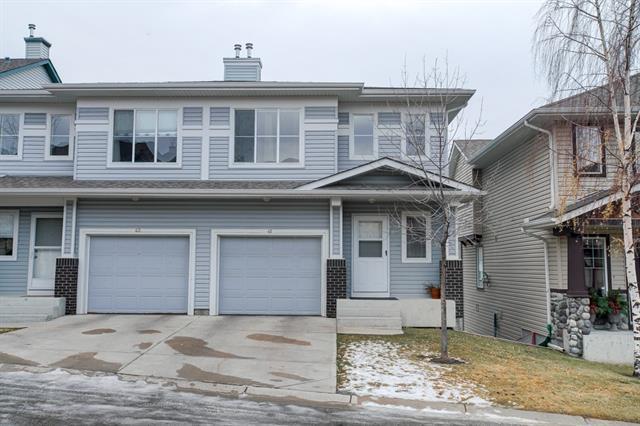41 Hidden Creek Rise NW, Calgary, AB T3A 6L3 (#C4216187) :: Calgary Homefinders
