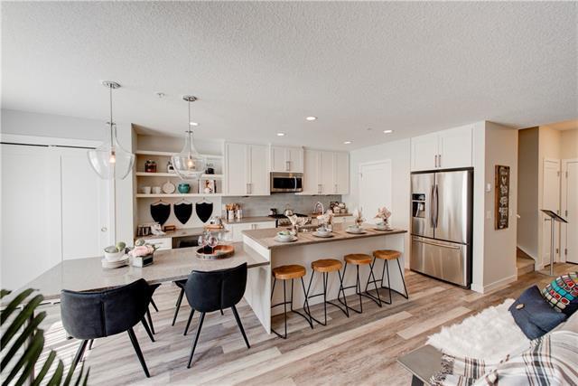 8531 8A Avenue SW #109, Calgary, AB T3H 1V4 (#C4216199) :: Your Calgary Real Estate