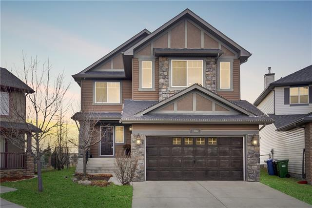 136 Cougarstone Manor SW, Calgary, AB T3H 5N4 (#C4216200) :: The Cliff Stevenson Group