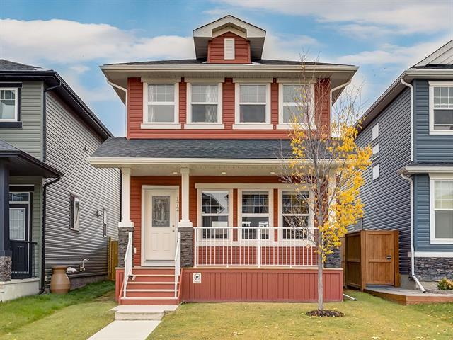 172 Evanspark Gardens NW, Calgary, AB T3P 0G7 (#C4216210) :: Tonkinson Real Estate Team