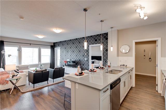 200 Cranfield Common SE #303, Calgary, AB T3M 1S2 (#C4216216) :: The Cliff Stevenson Group