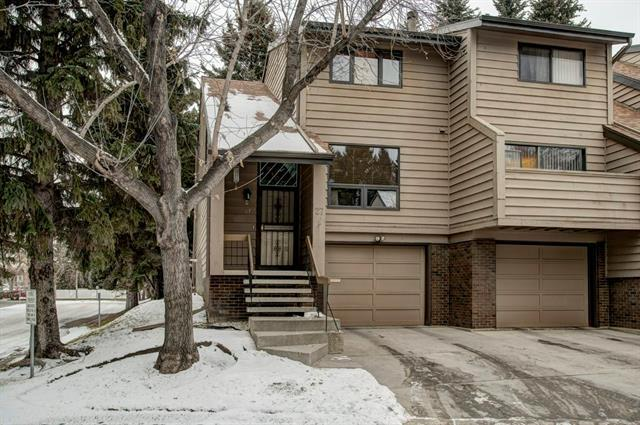 3302 50 Street NW #27, Calgary, AB T3A 2C6 (#C4216230) :: Your Calgary Real Estate