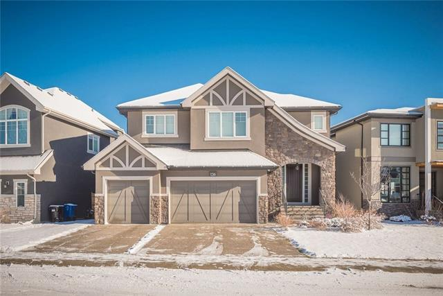 136 Aspen Summit Drive SW, Calgary, AB T3H 0G1 (#C4216232) :: The Cliff Stevenson Group
