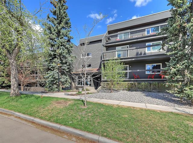 234 5 Avenue NE #206, Calgary, AB T2E 0K6 (#C4216236) :: Your Calgary Real Estate