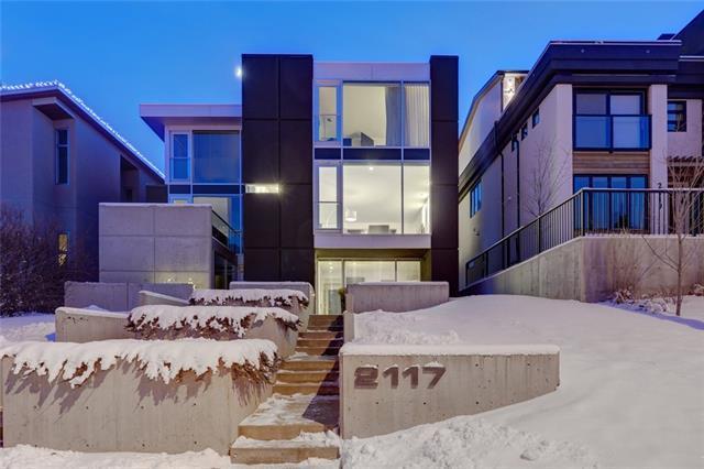 2117 29 Avenue SW, Calgary, AB T2T 1N6 (#C4216238) :: The Cliff Stevenson Group