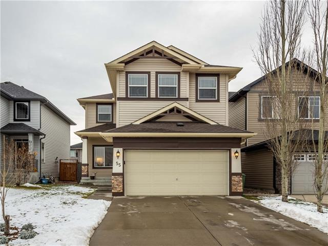 55 Chapalina Close SE, Calgary, AB T2X 3W4 (#C4216239) :: The Cliff Stevenson Group