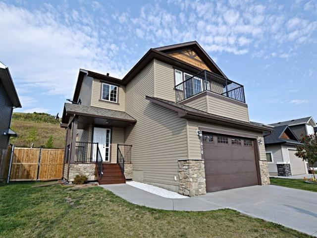 610 Sunrise Hill(S), Turner Valley, AB T0L 2A0 (#C4216246) :: Your Calgary Real Estate