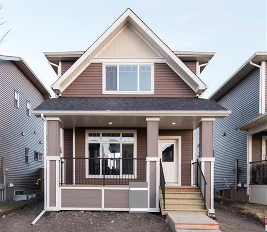 156 Willow Street, Cochrane, AB T4C 0X9 (#C4216252) :: Your Calgary Real Estate