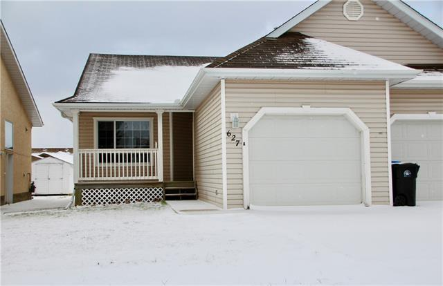 627A 5 Avenue SW, Sundre, AB T0M 1X0 (#C4216253) :: Your Calgary Real Estate