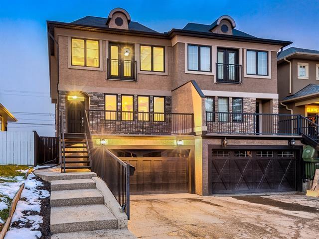 1832 Westmount Road NW, Calgary, AB T2N 3M5 (#C4216254) :: Tonkinson Real Estate Team