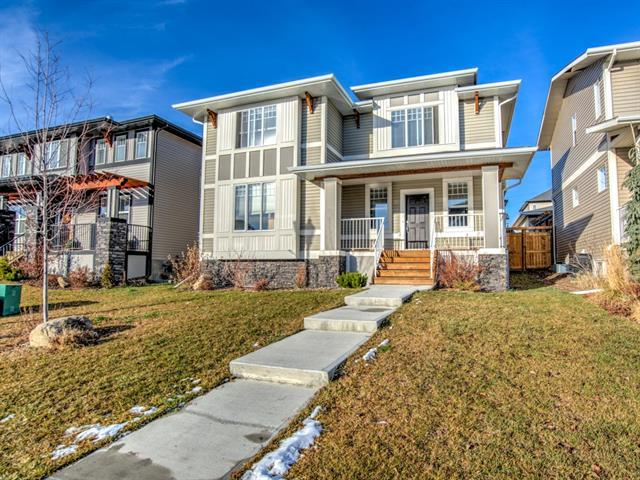 213 Rainbow Falls Glen, Chestermere, AB T1X 0S6 (#C4216266) :: The Cliff Stevenson Group