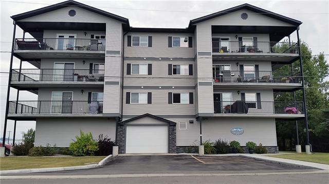 408 1st Avenue SE #205, Black Diamond, AB T0L 0H0 (#C4216278) :: Your Calgary Real Estate