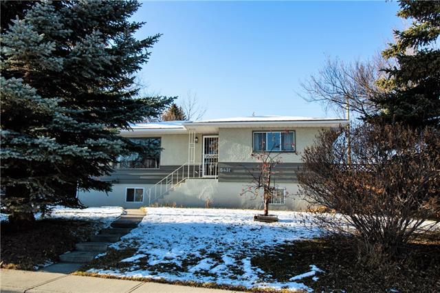 5431 Buckthorn Road NW, Calgary, AB T2K 2Y4 (#C4216291) :: Calgary Homefinders