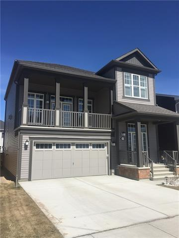 134 Osborne Rise, Airdrie, AB T4B 4A1 (#C4216297) :: Redline Real Estate Group Inc