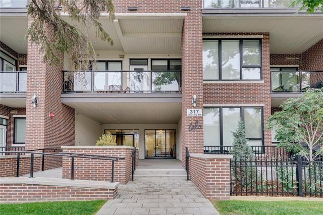 317 22 Avenue SW #209, Calgary, AB T2S 3H6 (#C4216298) :: Tonkinson Real Estate Team