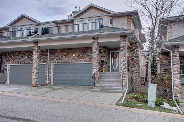 100 Signature Way SW #28, Calgary, AB T3H 2W6 (#C4216302) :: Canmore & Banff