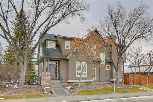 3616 5 Avenue NW, Calgary, AB T2N 0B8 (#C4216309) :: Redline Real Estate Group Inc