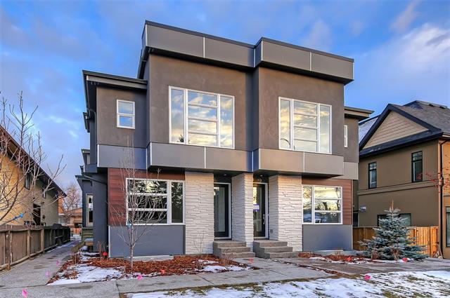 1934 25A Street SW #1, Calgary, AB T3E 1Y5 (#C4216327) :: Tonkinson Real Estate Team