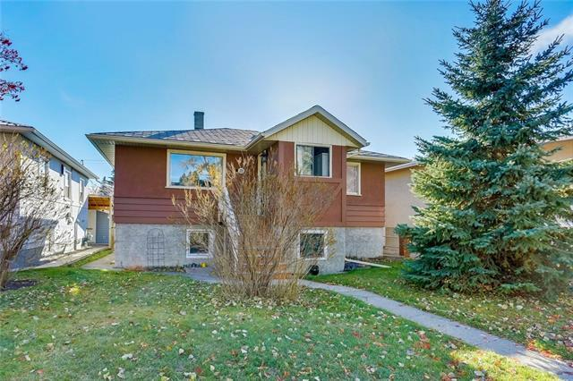 223 32 Avenue NE, Calgary, AB T2E 2G8 (#C4216331) :: Calgary Homefinders