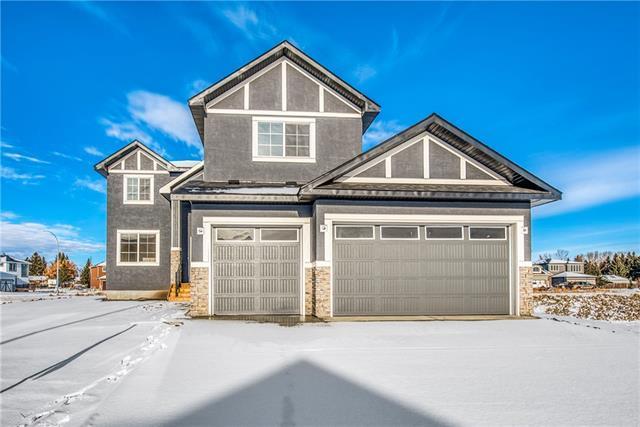 1358 Lackner Boulevard, Carstairs, AB T0M 0N0 (#C4216340) :: Twin Lane Real Estate