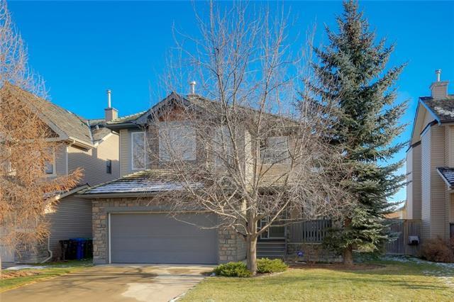 16 Chapala Heath SE, Calgary, AB T2X 3P9 (#C4216341) :: Canmore & Banff