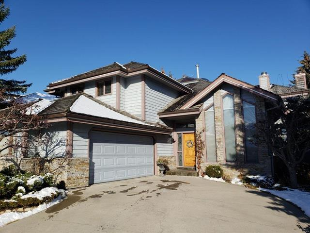 51 Hawkside Close NW, Calgary, AB T3G 3K5 (#C4216346) :: Your Calgary Real Estate