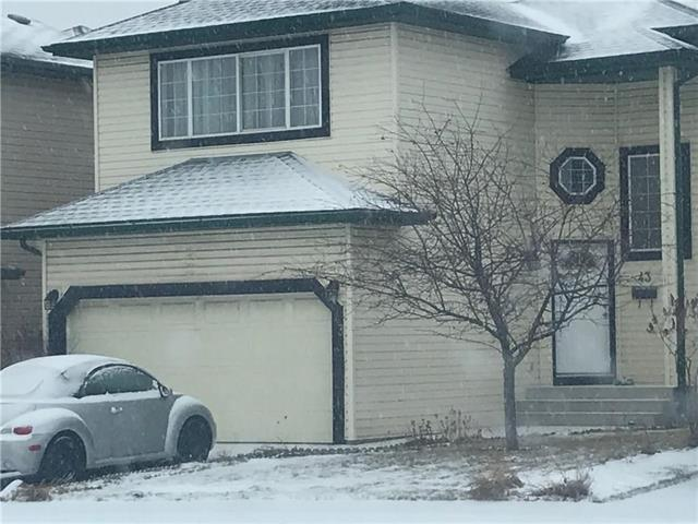 43 Applestone Park SE, Calgary, AB  (#C4216378) :: Redline Real Estate Group Inc