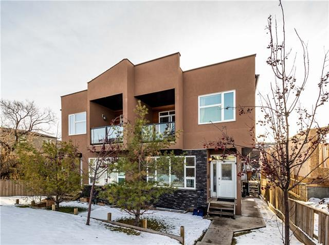 4515 Bowness Road NW #1, Calgary, AB T3B 0A9 (#C4216382) :: Tonkinson Real Estate Team